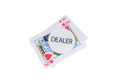 Pokerchips Royalty Free Stock Photography