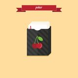 Pokerdäck Royaltyfri Fotografi