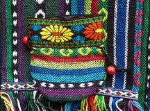 Poket bordado Imagen de archivo libre de regalías