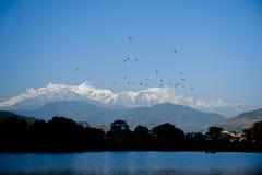 Pokhara Νεπάλ Στοκ φωτογραφίες με δικαίωμα ελεύθερης χρήσης