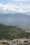 Pokhara Stockbilder