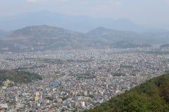 Pokhara fotografia stock libera da diritti