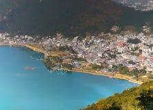 Pokhara City Nepal Royalty Free Stock Photos
