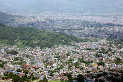Pokhara city Royalty Free Stock Photo