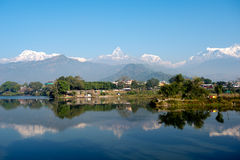 Pokhara, Nepal Royalty Free Stock Images