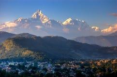 Pokhara, Nepal Stock Photography