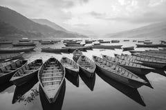 Pokhara paradis Royaltyfria Foton
