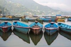Pokhara paradis Royaltyfri Fotografi