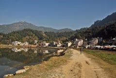 Pokhra-Nepal Royalty Free Stock Photos