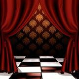 pokój królewski Zdjęcia Royalty Free