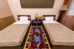Pokoje hotelowi Hotelowy Migmar w Thimphu, Bhutan Zdjęcie Royalty Free