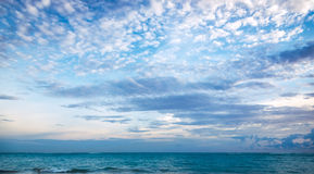 Pokojowa denna panorama Zdjęcie Stock
