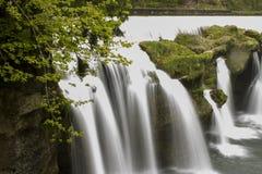pokojowej wodospadu zdjęcie royalty free