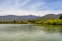 Pokojowy Jeziorny Vista obrazy royalty free