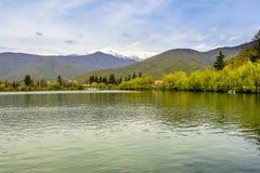 Pokojowy Jeziorny Vista zdjęcia royalty free