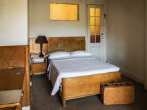Pokoju hotelowego rocznika europejczyka styl Fotografia Royalty Free