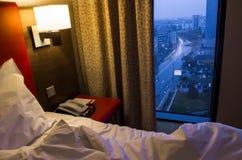 Pokoju hotelowego szczegół Zdjęcie Stock