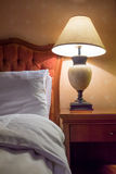 Pokoju hotelowego szczegół Zdjęcia Royalty Free