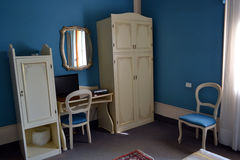 pokoju hotelowy włoski luksusowy styl Zdjęcie Royalty Free