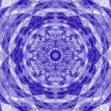Pokoju mandala ultrafioletowy deseniowy arabesk fotografia royalty free