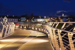 Pokoju most w Derry zdjęcie royalty free