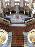 Pokoju pałac magistrali sala zdjęcia stock