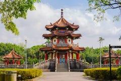 228 pokoju park w Taipei, Tajwan Obraz Royalty Free