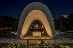 Pokoju pomnika Cenotaph zdjęcia stock