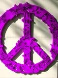 Pokoju symbol Obraz Royalty Free