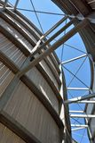 Pokoju zabytek w południowej części Zielony basen Ghent Ber Zdjęcie Stock