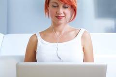 pokolenie internety Zdjęcie Stock