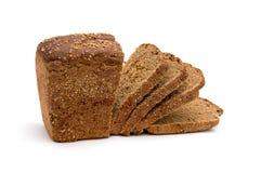 pokrajać chlebowy żyto Zdjęcia Royalty Free