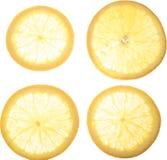pokroić pomarańcze Obraz Stock