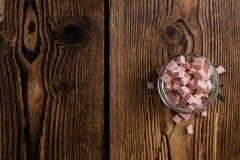 Pokrojona kiełbasa (Baloney) obrazy stock