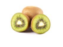 Pokrojona kiwi owoc Zdjęcie Royalty Free