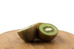 Pokrojona soczysta kiwi owoc Fotografia Royalty Free