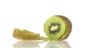 Pokrojona soczysta kiwi owoc Zdjęcie Royalty Free