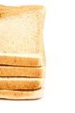 Pokrojony biały chleb Obraz Stock