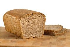 Pokrojony blaszany chleb Fotografia Royalty Free