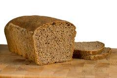 Pokrojony blaszany chleb Obrazy Royalty Free