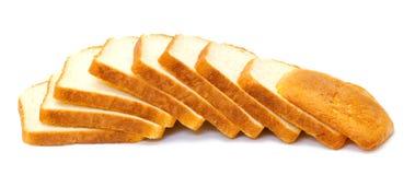 Pokrojony chleb Obrazy Royalty Free