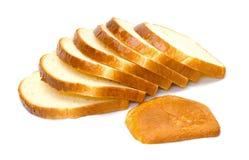 Pokrojony chleb Zdjęcie Royalty Free