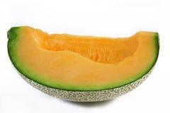 Pokrojony melon Fotografia Royalty Free