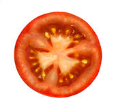 Pokrojony pomidor Fotografia Royalty Free