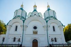 Pokrova教会  库存图片