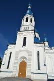 Pokrova Bozhiej Materi's orthodox church Royalty Free Stock Image