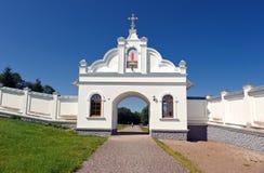 Pokrovo-Tervenichesky Kloster Stockbild