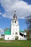 Pokrovskaya Church in Alexandrovskaya Sloboda, Alexandrov, Vladimir region, Golden ring of Russia Royalty Free Stock Images