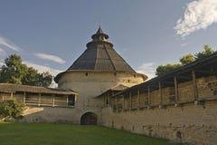 Pokrovskaya torn royaltyfri foto