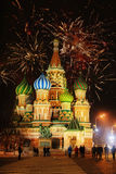 pokrovskiy的大教堂 免版税库存图片